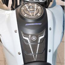 Protetor Tanque Tankpad + Bocal Moto Yamaha Xtz 250 Tenere