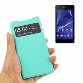 Flip Cover Case Sony Xperia Z1