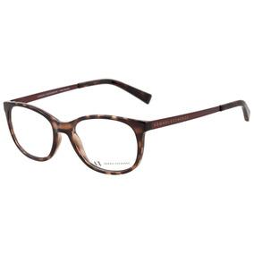Armani Exchange Ax 3005 L - Óculos De Grau 8037 Marrom