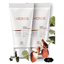 Chronos Hydra Natura Protetor Facial Tonalizante Fps 30