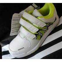 Zapatillas Adidas De Niño Talla 2 Usa 33