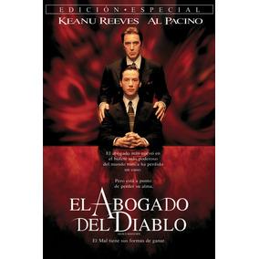 Dvd El Abogado Del Diablo ( Devils Advocate ) - Al Pacino