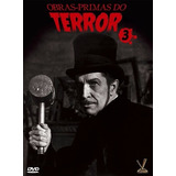 Obras-primas Do Terror Volume 3, 3 Dvds Mario Bava