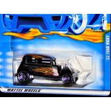 Hot Wheels ´32 Ford Vicky Coupe Hot Rod 2001# 125