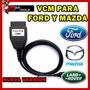 Escaner Vcm Ford Y Mazda Motor Abs Airbag Todos Los Sistemas