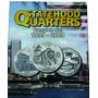 Álbum Para Moedas Dos Estados Statehood Quarters Usa