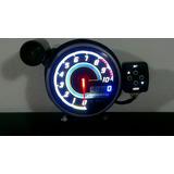 Tacometro Type R Con Shiftlight De 2 Etapas Y Sonido Jdm
