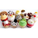 Manual Decoración De Cupcakes Donas Ponquesito Recetas Y Mas