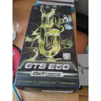 Placa De Vídeo Geforce Gts 250 512mb Gddr3