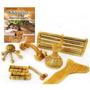 Kit Maderoterapia Masajes Relajantes 8 Piezas