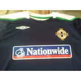 Camiseta De Entrenamiento Irlanda Del Norte Umbro