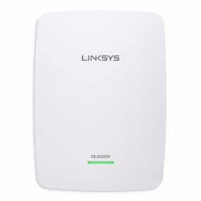 Repetidor Amplificador De Señal Wi Fi Linksys Re3000w N300