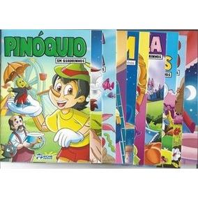 Colecao Classicos Em Quadrinhos Rideel 10 Livros