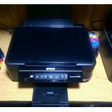 Impresora Epson Tx235w Con Sistema Continuo