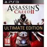 Assassins Creed 2 - Ultimate Edition Ps3