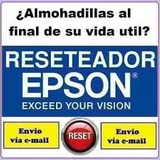 Reset Epson Tx110 Tx125 Tx135 Tx720wd Error Almohadillas