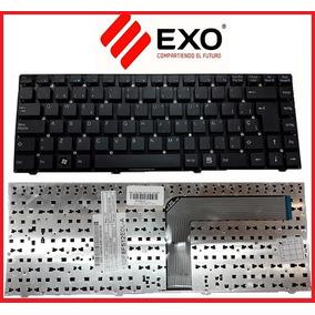 Teclado Notebook Exo R8 R3 P/n: 11j78la-8521 Kbdr14a008-4160