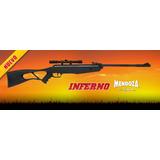 Rifle Mendoza Inferno By Crosman Calibre 5.5 Mm