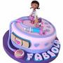Torta Dra. Juguetes Y Todo Para Cumpleaños Consulte Precio