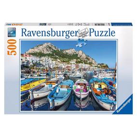 Ravensburger 500 Pcs Paisajes 4 Modelos Eleg Puzzle Educando