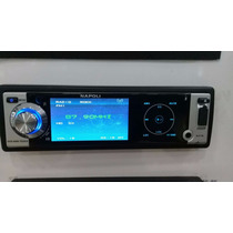 Toca Cd Player Dvd-r Napoli Dvd-9989 Dvd/mp4/usb/sd Tela 3