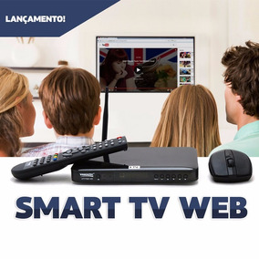 Conversor Digital Smart Tv Web Android Fullhd Aplicativos