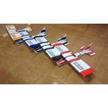 Aeromodelo Kit Aviao Cessna 182 4 Canais