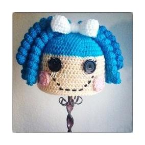 Gorro Lalaloopsy Crochet Bebés
