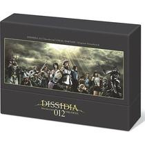 Dissidia 012 Deodecim Final Fantasy Soundtrack 3cd+1dvd Raro