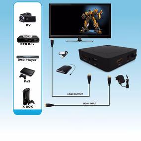 Capturadora De Video Hdmi Para Xbox 360 One Ps3 Y Ps4 Elgato