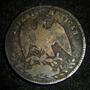 Moneda Un Centavo 1864 Mo Maximiliano Primer Impero Cobre %