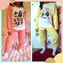 Pijamas De Nenas Soy Luna Fronzen Pepa Pig