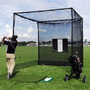 Jaula De Golf Profesional Para Practica 1,50 X 1,50