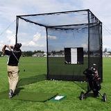 Jaula De Golf Profesional Para Practica 3 X 3