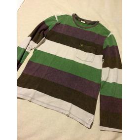 Camiseta Manga Longa / Blusa Osklen M