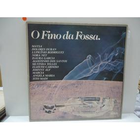 Lp O Fino Da Fossa- Clark- 1978 - By Trekus Vintage