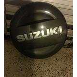 Cobertor Para Llanta De Repuesto Suzuki