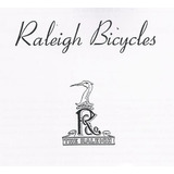Catálogo Bicicleta Inglesa Antiga Raleigh Anos 1950 Pdf