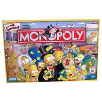 Monopoly The Simpsons ! Original Hasbro