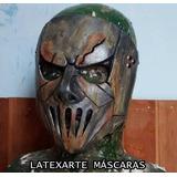Máscara Slipknot Mick Thomson Vol. 5