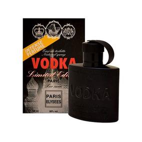 Perfume Vodka Limited Edition 100ml Paris Elysees