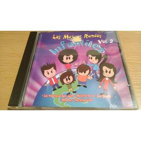 Las Mejores Rondas Infantiles, Vol.2 , Cd Album Del Año 2009