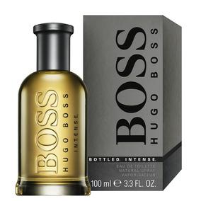 Perfume Hugo Boss Bottled Classic, Intense Caballero
