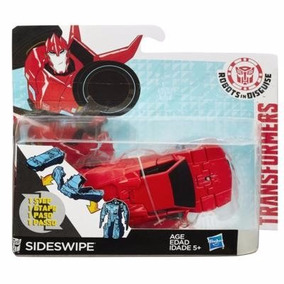 Transformers Sideswipe Robot In Disguise 1 Paso Hasbro