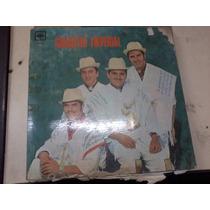 Disco Vinilo Long Play Cbs 9024 Cuarteto Imperial Puerto De