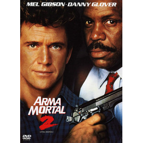 Dvd Arma Mortal 2 ( Lethal Weapon 2 ) 1989 - Donner / Gibson