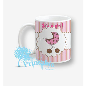 Baby Shower Recuerdos Mug Personalizadas Hermosas! Omm