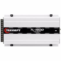 Módulo Amplificador Taramps Tl 1800 530w Rms 3 Canais
