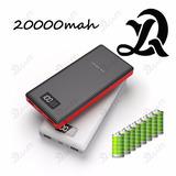 Carregador Original 20000mah Pineng Pn-969 Bateria Externa