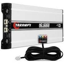 Amplificador Taramps 5000 Rms 1ohms +brinde Extra